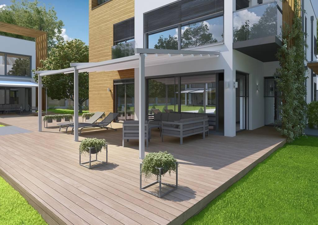 Czy pergole tarasowe sprawdzą się w każdym ogrodzie?