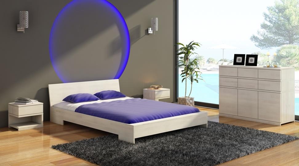 Wygodne łóżka Drewniane W Naszych Sypialniach Lamaripl